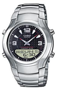 Zegarek CASIO EFA-112D-1AV EDIFICE DataBank - 2847546978