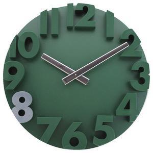 Zegar ścienny JVD HC16.2 średnica 34 cm Cyfry 3D - 2857903062