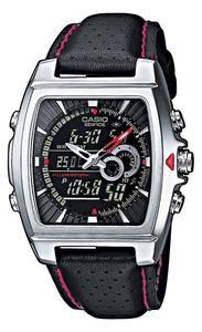 Zegarek Casio EFA-120L-1A1 Edifice Termometr - 2847546980