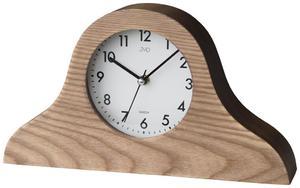 Zegar kominkowy JVD HS19.1 Drewniany Cichy 30 cm - 2857903079