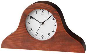Zegar kominkowy JVD HS19.2 Drewniany Cichy 30 cm - 2857903080