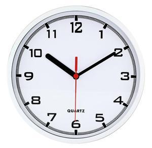 Zegar ścienny MPM E01.2477.00 fi 20 cm Czytelny - 2857903127