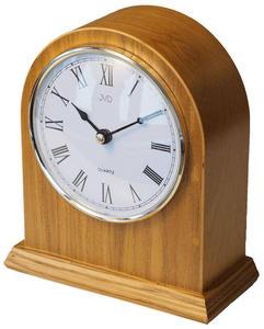 Zegar kominkowy JVD HS15.1 Drewniany 18 x 21 cm - 2858307041