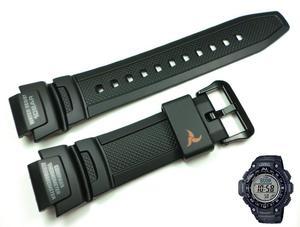 Pasek do zegarka Casio Outgear SGW-1000 -1A Czarny - 2858606633