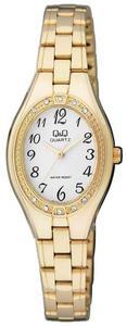 Zegarek Q&Q Q879-004 Cyrkonie Biżuteryjny - 2858606676