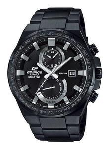 Zegarek Casio EFR-542BK-1AVUEF Edifice Alarm - 2847547015