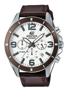Zegarek CASIO EFR-553L-7BVUEF EDIFICE CHRONOGRAF - 2847547031
