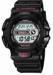 Zegarek Casio G-9100-1ER G-Shock Gulfman Tytan - 2847547072