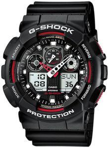 Zegarek CASIO GA-100-1A4ER G-SHOCK A/C - 2847547076