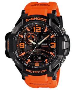 Zegarek Casio GA-1000-4AER G-Shock Kompas Termometr - 2847547079