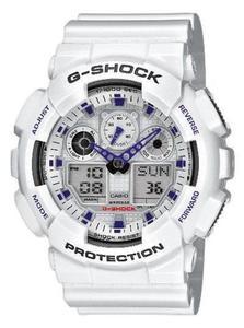 Zegarek CASIO GA-100A-7AER G-SHOCK A/C - 2847547080