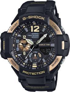 Zegarek Casio GA-1100-9GER G-Shock Kompas Termometr - 2847547105