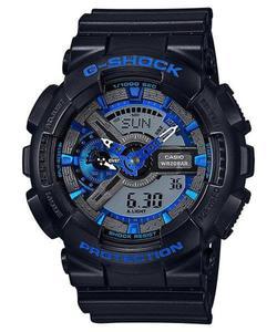 Zegarek CASIO GA-110CB-1AER G-SHOCK A/C COOL BLUE - 2847547108