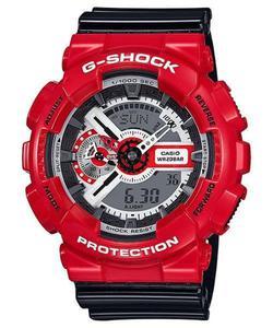 Zegarek CASIO GA-110RD-4AER G-SHOCK A/C - 2847547121