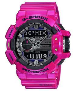 Zegarek CASIO GBA-400-4CER G-SHOCK BT 4.0 G'MIX SMART - 2847547151