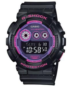 Zegarek CASIO GD-120N-1B4ER G-SHOCK - 2847547158