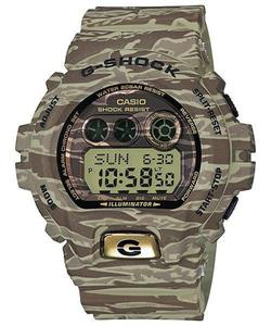 Zegarek CASIO GD-X6900TC-5ER G-SHOCK X-LARGE CAMOUFLAGE - 2847547169