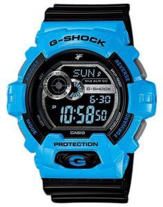 Zegarek Casio GLS-8900LV-2ER G-Shock G-Lide Limited - 2847547174