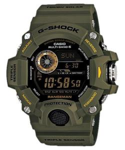 Zegarek Casio GW-9400-3ER G-Shock Rangeman - 2847547209