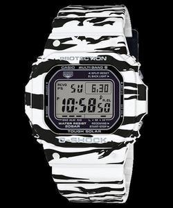 Zegarek Casio GW-M5610BW-7ER G-Shock Solar Wave Ceptor - 2847547218