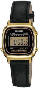 Zegarek CASIO LA670WEGL-1EF RETRO - 2847547235