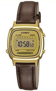 Zegarek CASIO LA670WEGL-9EF RETRO - 2847547236
