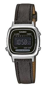 Zegarek Casio LA670WEL-1BEF Retro - 2847547237