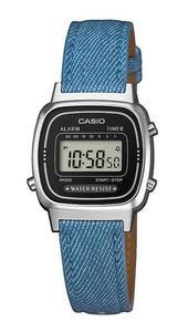 Zegarek Casio LA670WEL-2A2EF Retro - 2847547238