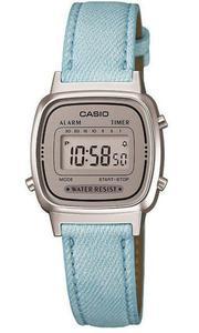 Zegarek Casio LA670WEL-2AEF Retro - 2847547239