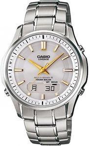Zegarek CASIO LCW-M100DSE-7A2ER SOLAR SZAFIR Wave Ceptor - 2847547244