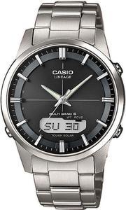 Zegarek CASIO LCW-M170TD-1AER TYTAN SOLAR SZAFIR Wave Ceptor - 2832895601