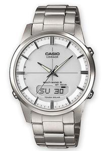 Zegarek Casio LCW-M170TD-7AER Tytan Solar Szafir Wave Ceptor - 2847547247