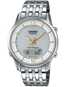 Zegarek CASIO LCW-M180D-7AER SOLAR SZAFIR Wave Ceptor - 2847547248