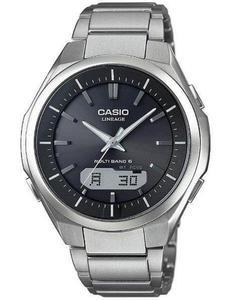 Zegarek Casio LCW-M500TD-1AER Tytan Solar Szafir Wave Ceptor - 2847547249