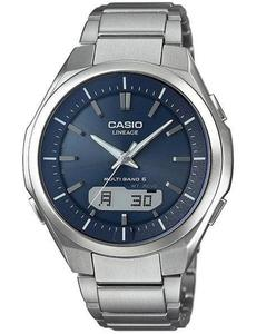 Zegarek CASIO LCW-M500TD-2AER TYTAN SOLAR SZAFIR Wave Ceptor - 2847547250