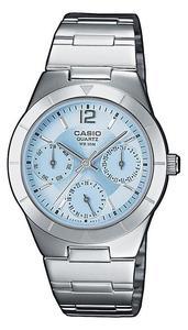 Zegarek Casio LTP-2069D-2AV MultiData - 2847547294