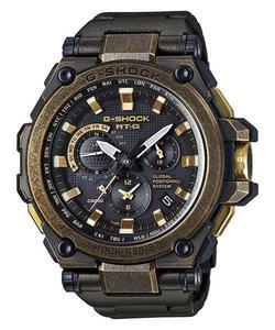Zegarek CASIO MTG-G1000BS-1AER G-SHOCK GPS MVT SMART ACCESS SZAFIR - 2847547341