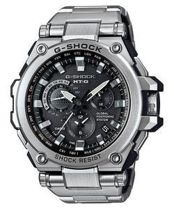 Zegarek CASIO MTG-G1000D-1AER G-SHOCK GPS MVT SMART ACCESS SZAFIR - 2847547343