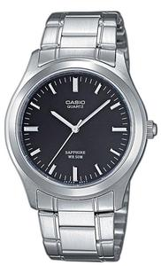 Zegarek CASIO MTP-1200A-1AV SZAFIROWE SZKŁO - 2847547365