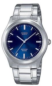 Zegarek CASIO MTP-1200A-2AV SZAFIROWE SZKŁO - 2847547366