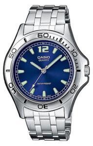 Zegarek CASIO MTP-1258D-2AEF Klasyczny - 2847547385