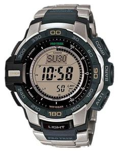 Zegarek CASIO PRG-270D-7ER ProTrek ALTI BARO COMP TERM... - 2847547422