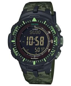 Zegarek CASIO PRG-300CM-3ER ProTrek ALTI BARO COMP TERM... - 2847547426
