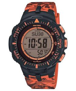 Zegarek CASIO PRG-300CM-4ER ProTrek ALTI BARO COMP TERM... - 2847547427