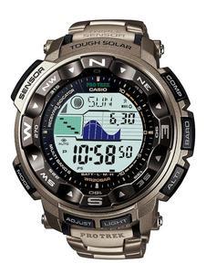 Zegarek Casio PRW-2500T-7ER ProTrek Tytan Solar - 2847547429