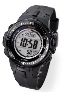 Zegarek CASIO PRW-3000-1ER ProTrek ALTI BARO COMP TERM... - 2847547430
