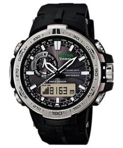Zegarek CASIO PRW-6000-1ER ProTrek ALTI BARO COMP TERM... - 2847547434