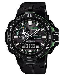 Zegarek CASIO PRW-6000Y-1AER ProTrek ALTI BARO COMP TERM... - 2847547435