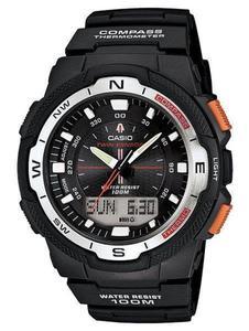 Zegarek Casio SGW-500H-1BVER OutGear Kompas - 2847547448