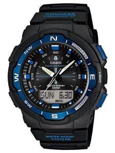 Zegarek Casio SGW-500H-2BVER OutGear Kompas - 2847547449